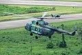 206 Bangladesh Air Force Mil Mi-17 Hip. (40492466190).jpg