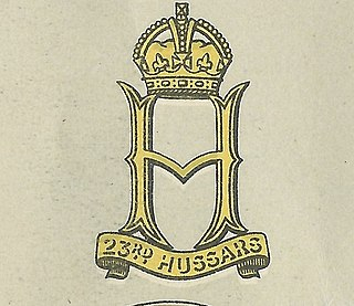 British military unit