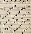 28 leichte Pedal-Uebungen für Doppel-Pedal-Harfe, op. 21 (1898) (14586826388).jpg