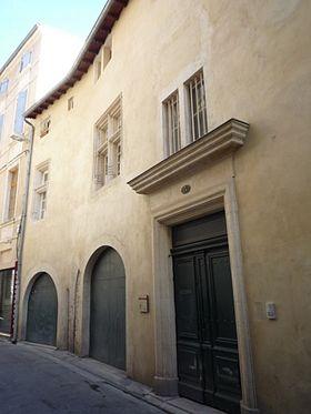 Hôtel de Bernis (Nîmes) Достопримечательности Нима (Nîmes)