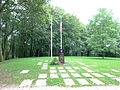30th Infantry Division Monument in Mortain.JPG