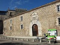 333 Edifici de les Àligues, rectorat de la Universitat de Girona, pl. Sant Domènec.JPG