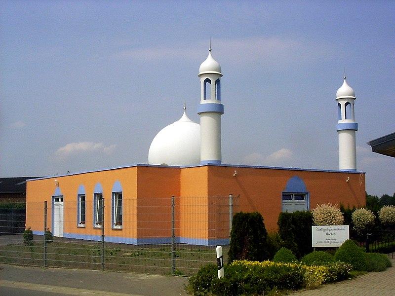 Власти Германии обдумывают введение вопрос о введении «налога на мечети»