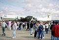 38ak - Atlantic Airlines DC-6A B; G-SIXC@ZRH;23.08.1998 (5888034830).jpg