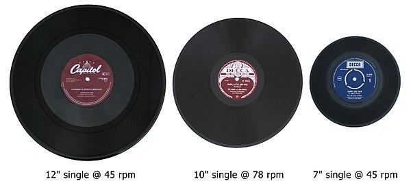Grammofoonplaat Wikipedia
