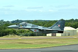 40 Mig-29 Polish Air Force - RIAT 15 (19861339062).jpg