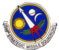 548th Strategic Missile Squadron - SAC - Emblem.png
