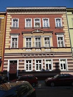 617176 Kraków Pędzichów 8 kamienica 1.JPG