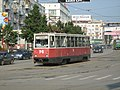 71-605 (KTM-5) training tram tram in Perm.jpg