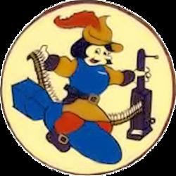 713th Bombardment Squadron - Emblem