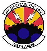 755 AMXS New Patch