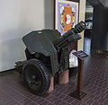 76 mm mountain gun M48 at Monumen Jogja Kembali 1.jpg