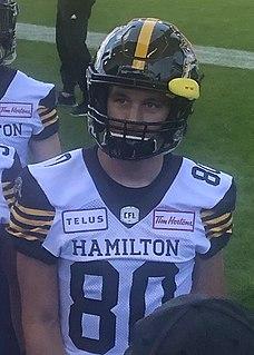 Jaelon Acklin Canadian football wide receiver