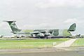 87-0041 - 0041 Lockheed C-5B Galaxy (L-500) (cn 500-0127) US Air Force, RIAT 1993. (6973370574).jpg