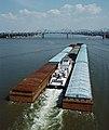 87i146 Bob Benter at Clark Bridge, Louisville (7410558746).jpg