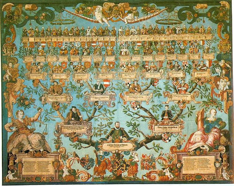 File:900-158 Ahnentafel Herzog Ludwig.jpg