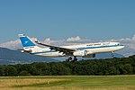 9K-APC Airbus A330-243 A332 - KAC (27976622520).jpg