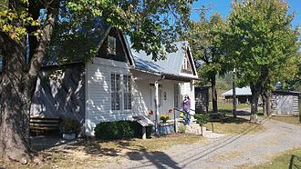 Carter Family - A.P. Carter General Store Museum at the Carter Fold at Maces Springs, Virginia now Hiltons, Virginia