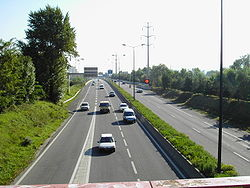 A480 le long du Drac à Grenoble.JPG