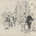 AIX-LES-BAINS. — Visite du Président Carnot a l'Empereur du Brésil. — (Dessin de M. Parys).jpg