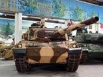 AMX-40, Tanks in the Musée des Blindés, France, pic-1.JPG