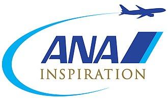 ANA Inspiration - Image: ANA Inspiration logo