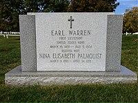 ANCExplorer Earl Warren grave.jpg