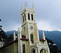 A Church in Shimla Himachal Pradesh India 2014.jpg