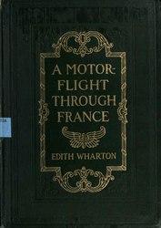 Edith Wharton: A Motor-Flight Through France