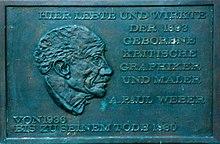 A. Paul Weber