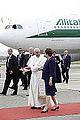 A chegada do papa Francisco ao Rio de Janeiro (9350884647).jpg