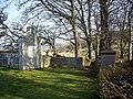 A quiet back corner of Tullynessle kirkyard - geograph.org.uk - 1232731.jpg