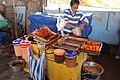 A street food vendor at Naga People's Mall, Naga City.jpg