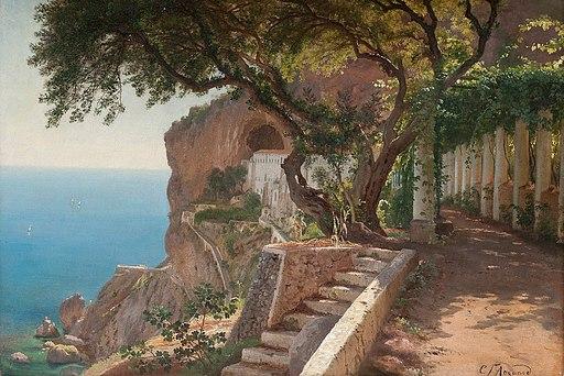 Aagaard Pergola in Amalfi