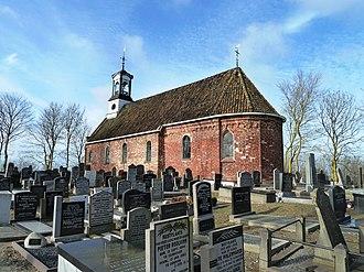 Aalsum, Friesland - Aalsum church