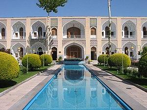 Abbasi Hotel - Image: Abbasi Hotel