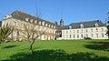 Abbaye Notre-Dame de Melleray (cloître église 1) - La Meilleraye-de-Bretagne.jpg