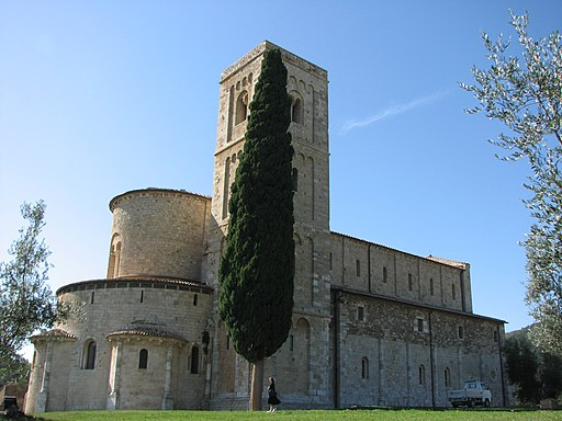Abbazia di Sant'Antimo - 05