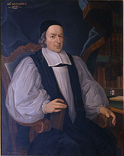 William Sancroft Archbishop of Canterbury