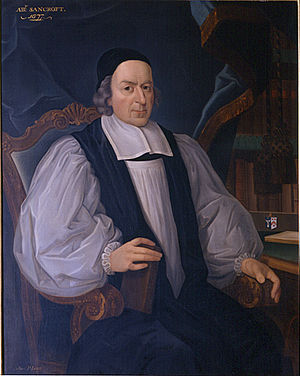 William Sancroft - William Sancroft