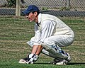 Abridge CC v High Beach CC at Abridge, Essex, England 19.jpg