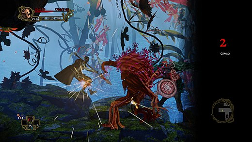 Abyss Odyssey combines roguelike elements with beat 'em up gameplay Abyss Odyssey - Screenshot 06.jpg
