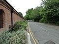 Access road to Waitrose Car Park - geograph.org.uk - 1992896.jpg