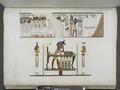 Accompagnamento di una mummia al sepolcro. - Il dio Anubi (Anubis) presta gli ultimi uffizi a un defunto (NYPL b14291206-425470).tiff