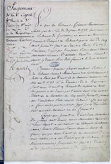 Procès De Marie Antoinette Wikipédia