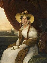 Portrait de Madame Adélaïde d'Orléans