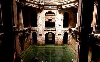 Adalaj Stepwell - Adalaj Stepwell – An ornate well