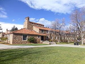 University of Colorado Boulder student housing - Aden hall