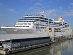 Adonia at Liverpool Cruise Terminal (13).JPG