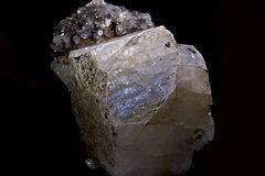 Adular z gór Adula, Ticino, Szwajcaria (7x6,5 cm)